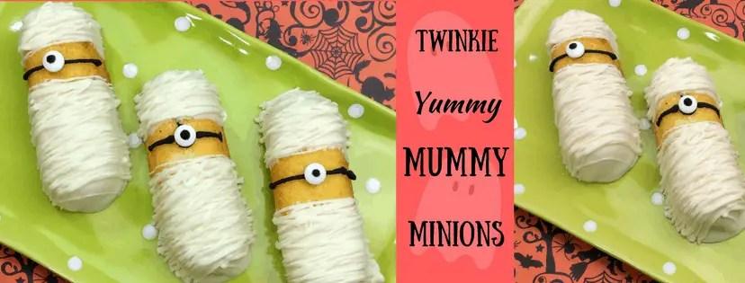 twinkie minion mummy