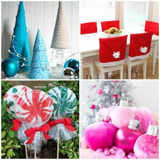 Christmas Decorating - DIY and Budget Friendly