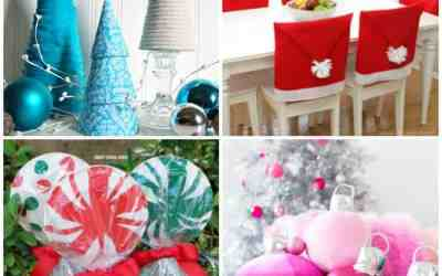 Christmas Decorating – DIY and Budget Friendly