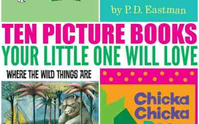 10 GREAT Books to Give Any Child