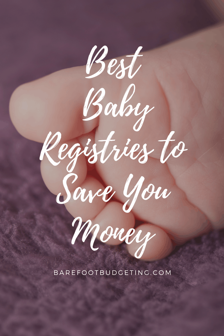 budget friendly baby registries