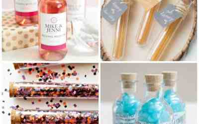 Budget Friendly Wedding Shower Favors