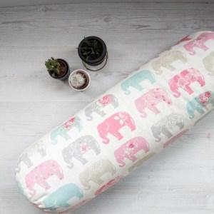 Elephant Love Organic Buckwheat Bolster