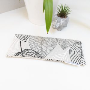 Silver Linings Eye Pillow