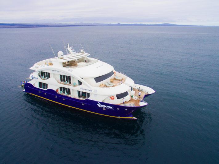 Endemic Luxury Catamaran