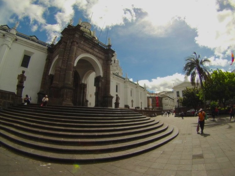 Quito Catedral