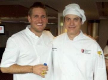 Gordon with Curtis Stone