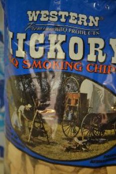 Hickory BBQ wood smoking chips_small