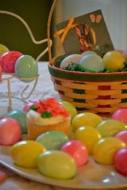 Julies Easter Eggs and basket_small