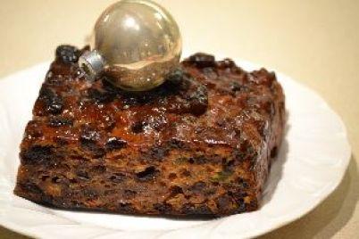 Trishs Christmas Cake_small