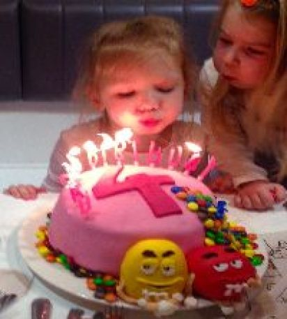 Vivien birthday number 4_small