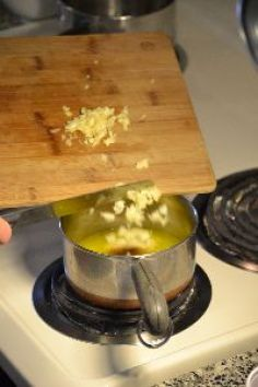 adding the ingredients to the butter_small
