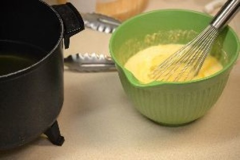 mix cake mix together but add extra eggs for this recipe_small