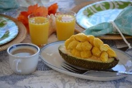 serve with oj coffee and jack fruit_small
