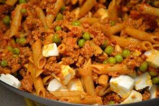 add the chunks of mozzarella last_small