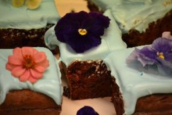 close up of the garden cake_small
