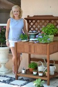 delicious desserts on the potting bench_small