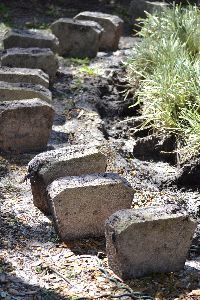 reusing the stones_small