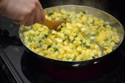 add your chopped veggies to the onion_small