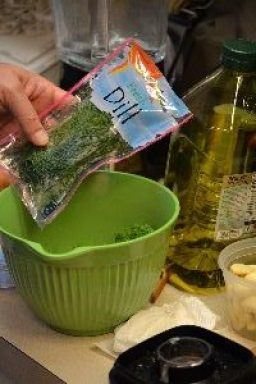 adding the dill_small