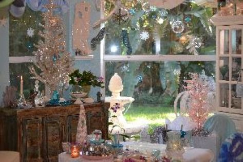 my Christmas nook for baking cookies_small