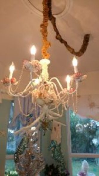my shell chandelier_small
