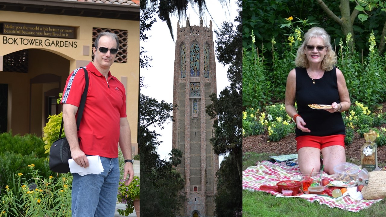 Christmas at Bok Tower Gardens