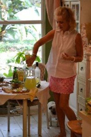 Limoncello Lemonade in the afternoon_small