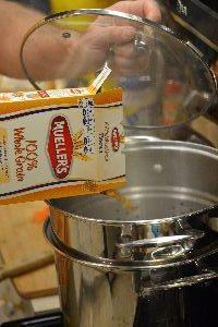 MS 8 adding the whole wheat macaroni noodles_small