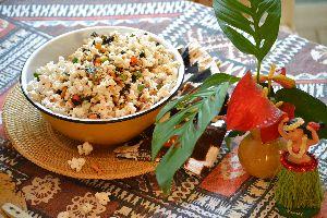 Hawaiian Popcorn and Moana, Maika 'i loa
