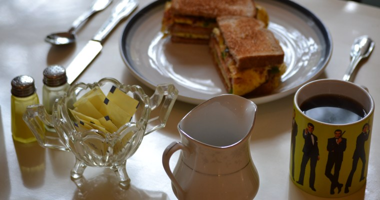 Let Me Make You a Sandwich (Bond Style)