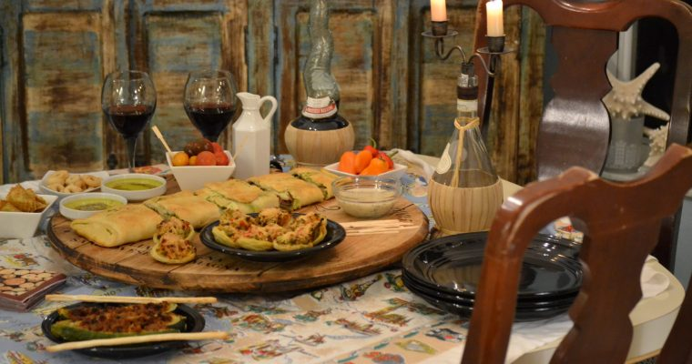 Gordon and Julie Italian Seconda Parte (Part 2)