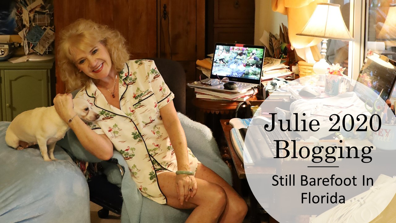 Julie 2020 Blogging