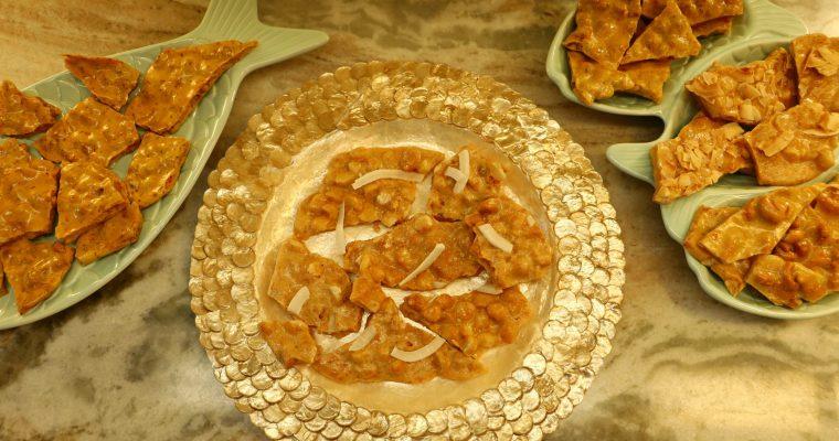 Peanut Brittle's
