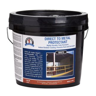 One Shot Direct to Metal Protectant Paint