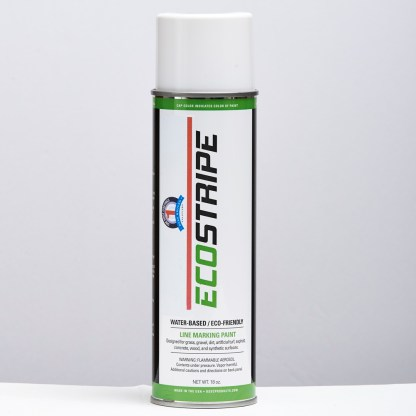 One Shot EcoStripe Water-Based Utility Marking Paint