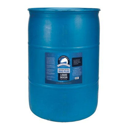 Bare Ground Mag Plus Liquid Deicer - 55 Gallon Drum