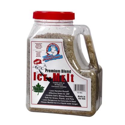 Bare Ground Granular Ice Melt - 12lb Jug
