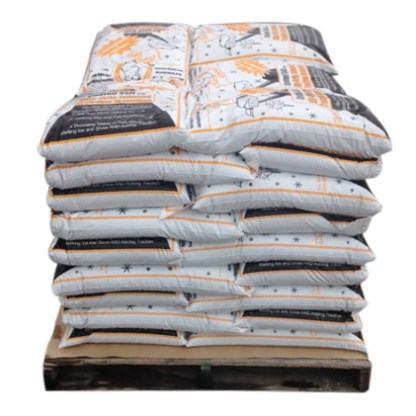 Bare Ground Granular Ice Melt with Infused Traction Granules - 50 LB Bags - Pallet of 45