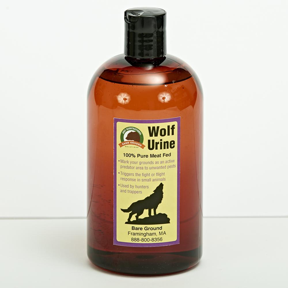 Just Scentsational Wolf Urine Predator Scent 16 oz Bottle