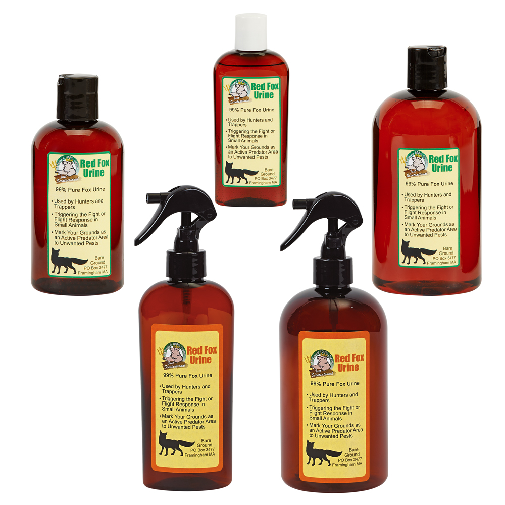 Bare Ground Just Scentsational Fox Urine Products