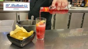 El Brillante, Atocha, bocadillo de calamares, Bitter KAS, aperitivo, sin alcohol, turismo, Madrid, KAS, Spain