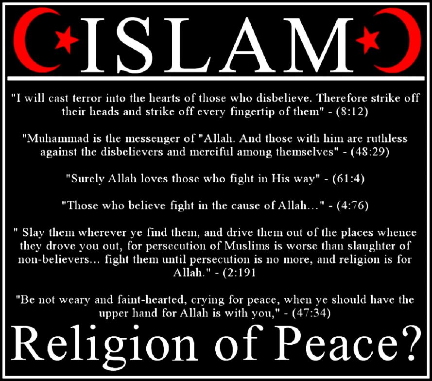 islamispeaceaccordingtoQuran