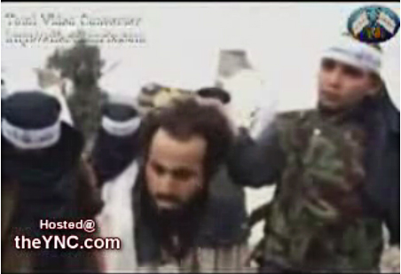 TALIBAN CHILD BEHEADER