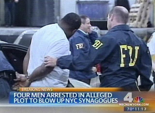 One of the many Muslim antisemites arrested by the NYPD