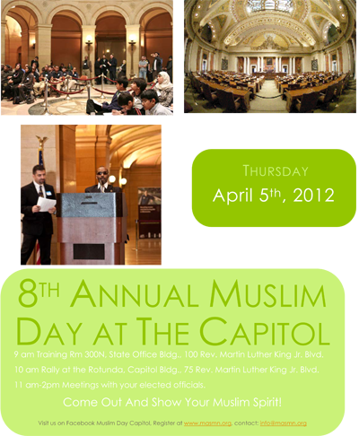 MINNESOTA MUSLIM DAY