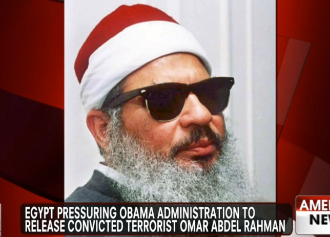 Muslim-Brotherhood-pressuring-White-House-to-release-Blind-Sheikh