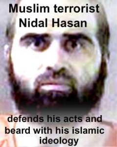 Nidal Hasan muslim Forrt Hood terrorist
