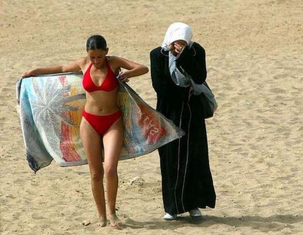 Bikini-Egypt