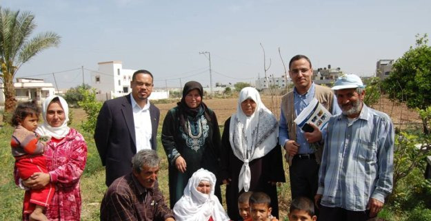 Using U.S. taxpayer dollars, Keith Ellison meets with Islamic Relief organization in Gaza, which is listed by the US Treasury Department as a supporter of terrorist organization Hamas
